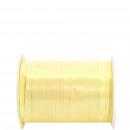 Ringelband, 5mm breit, 500m lang, creme
